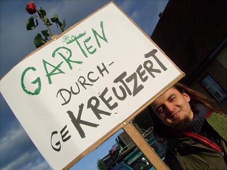 Demo Garten durchgeKreutzert