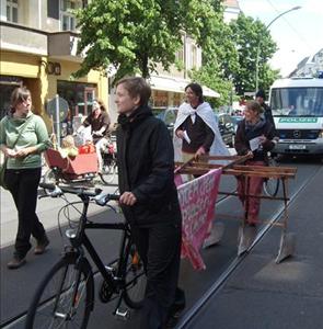 Kiezparade: Nette Projekte und Orte des Schreckens